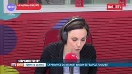 La matinale Bel RTL : RTL Info 8h du 17/02