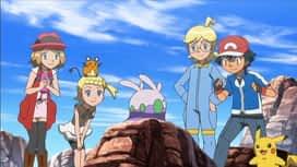 Pokemon : S18E13 L'oasis de l'espoir !
