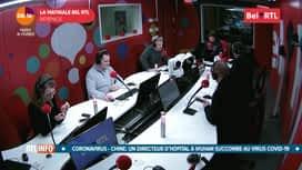 La matinale Bel RTL : Des milliards pour l'enseignement...(18/02/20)