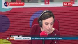 RTL INFO sur Bel RTL : RTL Info 8h du 18/02