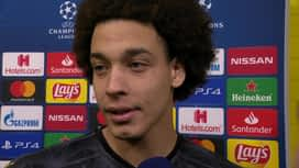 Champions League : 18/02 : Axel Witsel (Dortmund)