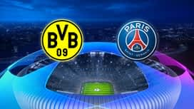 Champions League : 18/02 : Dortmund - PSG (les buts)