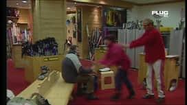 François l'Embrouille, le Best ouf! : Les Embrouilles bronzées font du ski