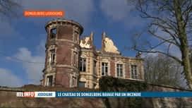 RTL INFO 13H : Le château de Dongelberg, un joyau du patrimoine wallon
