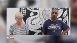 RTL INFO 13H : Hilde Van Acker et Jean-Claude Lacote extradés de Côte d'Ivoire