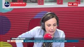RTL INFO sur Bel RTL : RTL Info 8h du 19/02