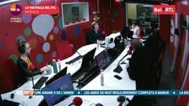 La matinale Bel RTL : Ça défile au palais...(19/02/20)