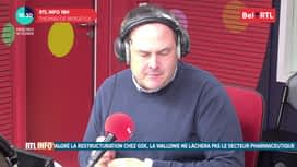 RTL INFO sur Bel RTL : RTL Info 18h du 19/02