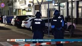 RTL INFO 13H : Allemagne: deux fusillades font neuf morts près de Francfort