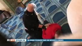 RTL INFO 19H : Un homme poignardé dans une mosquée à Londres