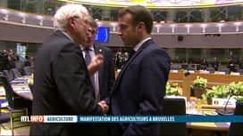 RTL INFO 19H : Les dirigeants européens réunis à Bruxelles pour le budget de l'UE