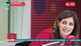 Z comme Zecca : Sandrine Sarroche pour son spectacle éponyme