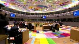 RTL INFO 13H : Le sommet européen planche sur le délicat problème du budget