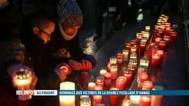 RTL INFO 13H : L'Allemagne rend hommage aux victimes des fusillades de Hanau
