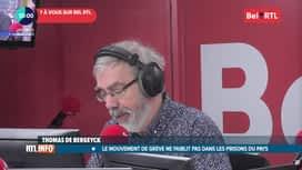 RTL INFO sur Bel RTL : RTL Info 13h du 21/02