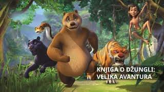 Knjiga o džungli: Velika avantura