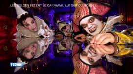 I comme : Venise et Rio, les carnavals les plus connus au monde