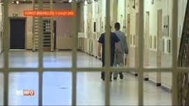 RTL INFO 19H : 4ème vendredi d'affilée de grève des gardiens de prison