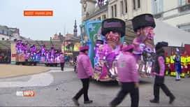 RTL INFO 19H : Le racisme au carnaval d'Alost, objet de toutes les attentions