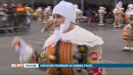 RTL INFO 19H : Le carnaval d'Alost a été maintenu, malgré la tempête et la polémique
