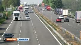 Reporters : Les coulisses de l'autoroute A1