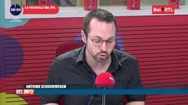 RTL INFO sur Bel RTL : RTL Info 8h du 24/02