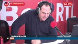 RTL INFO sur Bel RTL : RTL Info 13h du 24/02