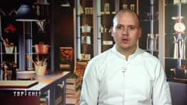 Top Chef : Martin, le pur produit parisien