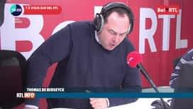 RTL INFO sur Bel RTL : RTL Info 13h du 25/02