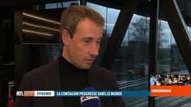 RTL INFO 19H : Coronavirus : la réaction du ministre des Affaires étrangères