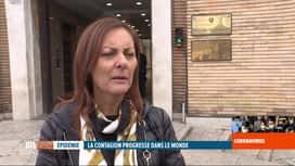RTL INFO 19H : Coronavirus en Italie : plusieurs ministres de la Santé réunis à Rome