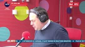 RTL INFO sur Bel RTL : RTL Info 18h du 25/02