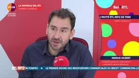 La matinale Bel RTL : Marius Gilbert, épidémiologiste et chercheur à l'Université Libre d...