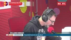 RTL INFO sur Bel RTL : RTL Info 8h du 26/02