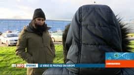 RTL INFO 19H : Coronavirus: témoignage inquiet d'une employée nettoyant des avions