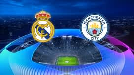 Champions League : 26/02: Real Madrid - Manchester City (les buts)