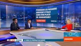 RTL INFO 19H : Coronavirus: 2 experts invités pour répondre aux questions du publi...