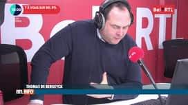 RTL INFO sur Bel RTL : RTL Info 13h du 27/02