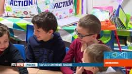 RTL INFO 19H : Coronavirus: une circulaire a été envoyée dans toutes les écoles