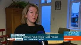 RTL INFO 19H : Coronavirus: la Belgique participe à un vaste achat groupé de masques