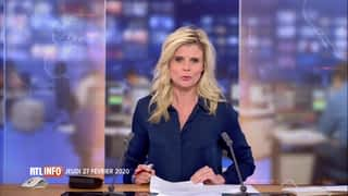 RTL INFO 19H : RTL INFO 19 heures (27/02/20)