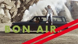 Bon Air en live dans Le Double Expresso RTL2 (28/02/20)