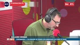 La matinale Bel RTL : RTL Info 8h du 28/02