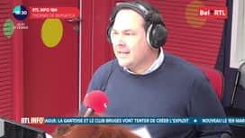 RTL INFO sur Bel RTL : RTL Info 18h du 27/02