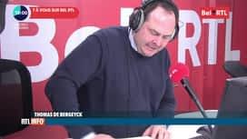 RTL INFO sur Bel RTL : RTL Info 13h du 28/02