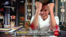 Top Chef : La Belgique au taquet !