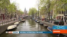 RTL INFO 19H : Coronavirus: un deuxième cas a été confirmé aux Pays-Bas