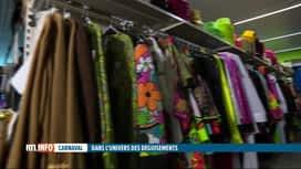 RTL INFO 19H : Carnaval: le Belge aime se déguiser, le secteur se porte bien