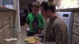 """Les mamans : """"Livio, c'est le petit prince de la famille"""""""