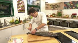 Top Chef : Les grands duels : Coline Faulquier / Victor Mercier